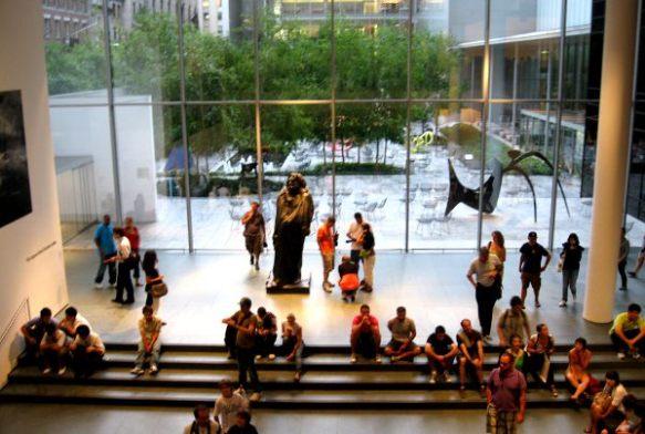 Vestíbul del MoMA