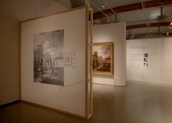 Primer àmbit de 'El museu explora'