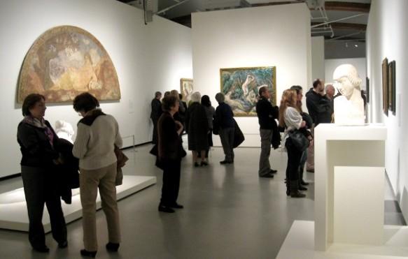 L'exposició 'Convidats d'Honor'