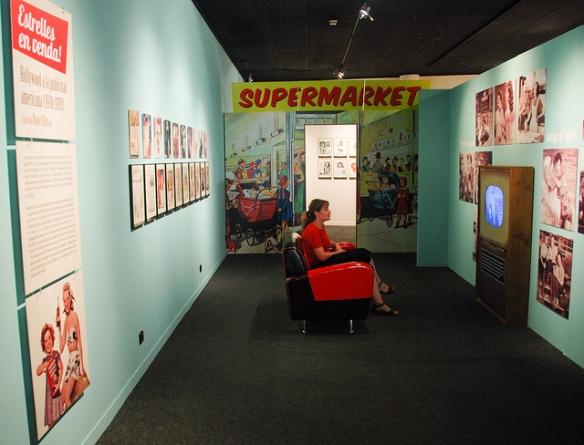 Exposició itinerant Museu del Cinema