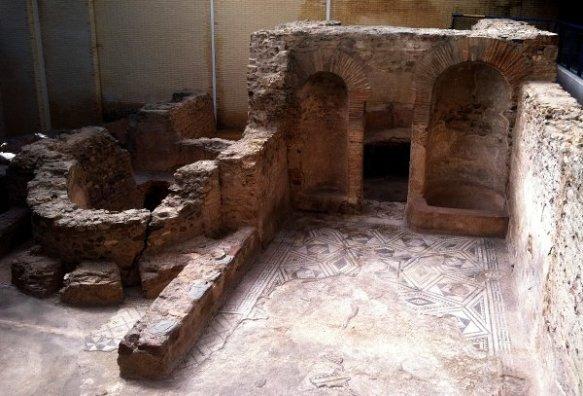 Termes romanes de Sant Boi